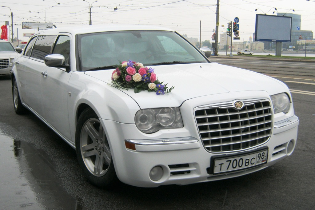 мини-лимузин chrysler 300С
